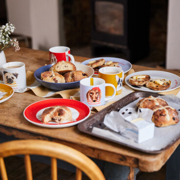 joules plates cups