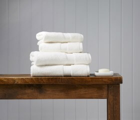 Christy 4 Piece Towels Only £25