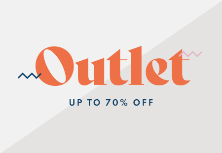 The Outlet: Up to 70% off Fashion, Homeware, Childrenswear, Toys and Beauty