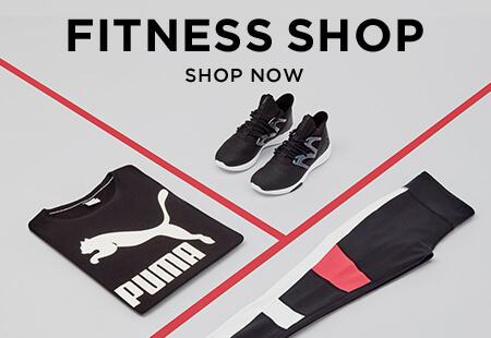The Hut Fitness Shop
