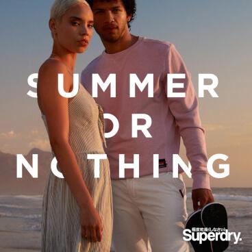 Superdry dress Superdry top