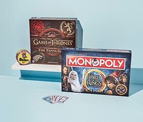 Up to 20% off Board Games