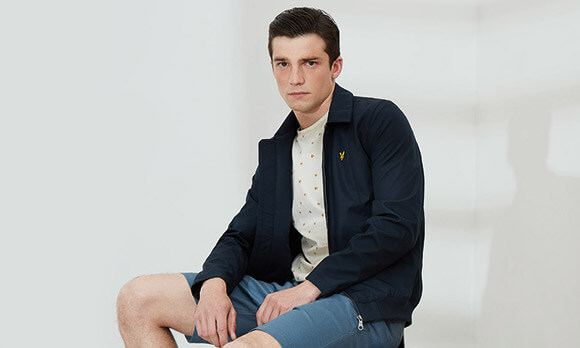 Extra 20% off Lyle & Scott SALE