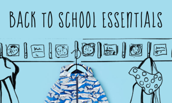 Back to School Shop