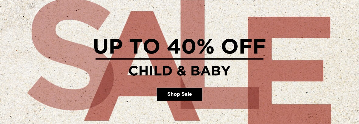 Child & Baby SALE