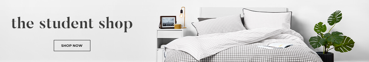 Student Homeware and Clothing