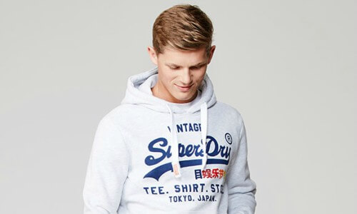 Extra 15% off Superdry