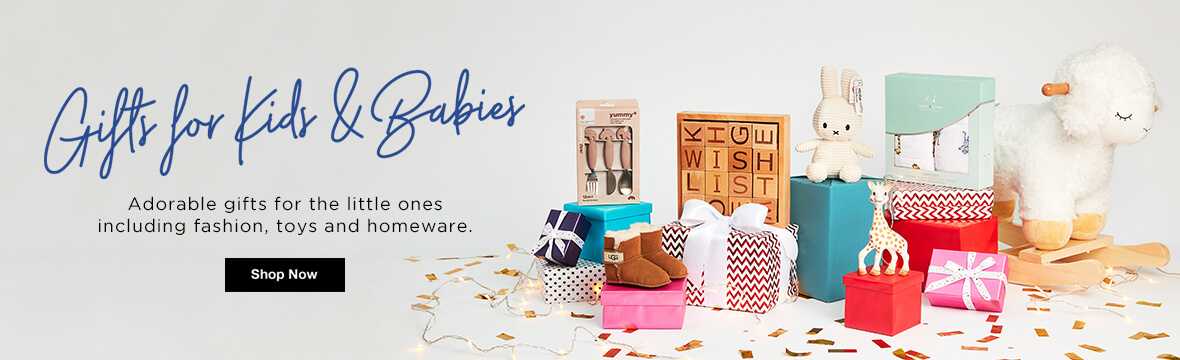 Christmas presents for kids & babies