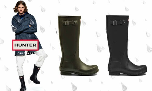 EXTRA 30% off selected Hunter