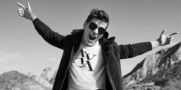 Armani Exchange SS18: Editor's Picks