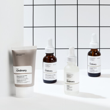 The Ordinary Skincare Bottle