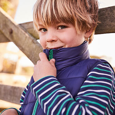 Joules Boys Coat
