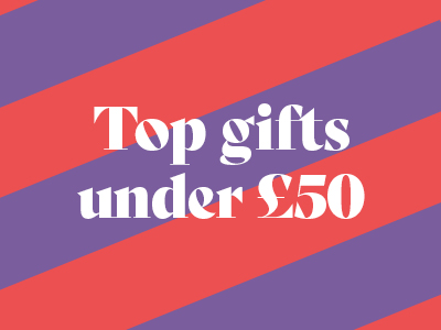 Top Christmas Gifts under £50
