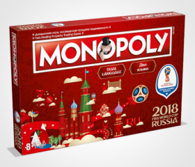 Monopoly: World Cup Edition