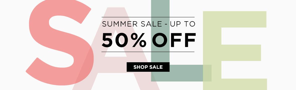 The Hut SALE 50% Off