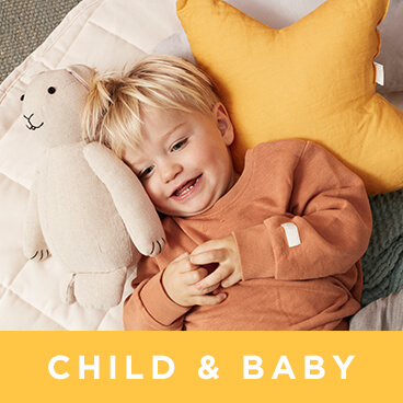 Up to 30% off Child & Baby