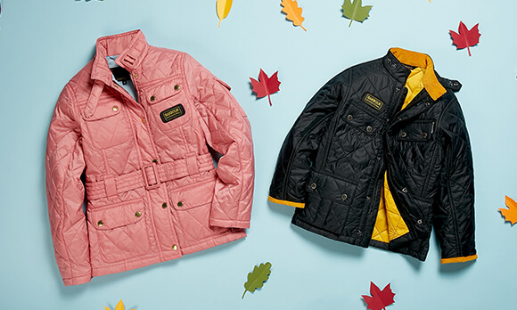 Barbour Kid's