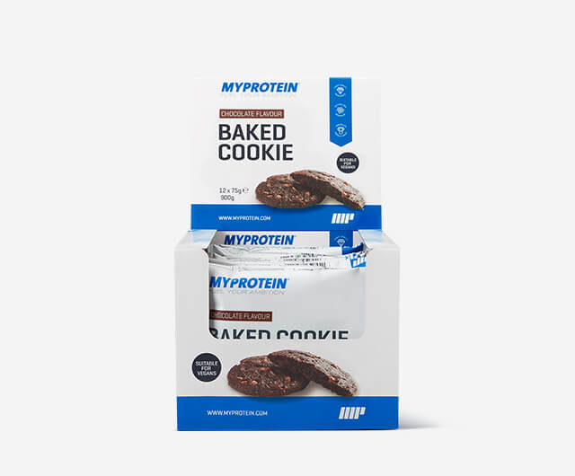 PROTEIN BARS & COOKIES