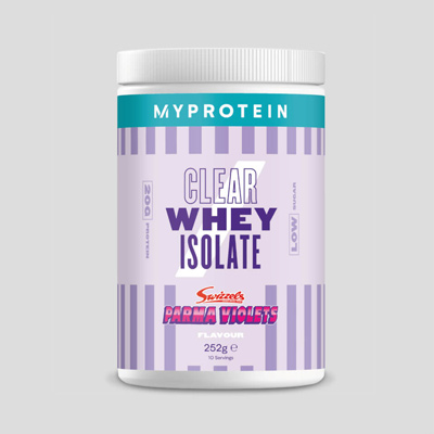 Parma Violets Clear Whey Isolate