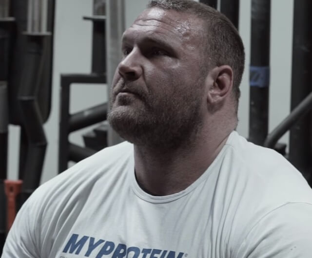Terry Hollands one of the World's Strongest Men