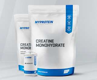 Check out our range of Creatine Products