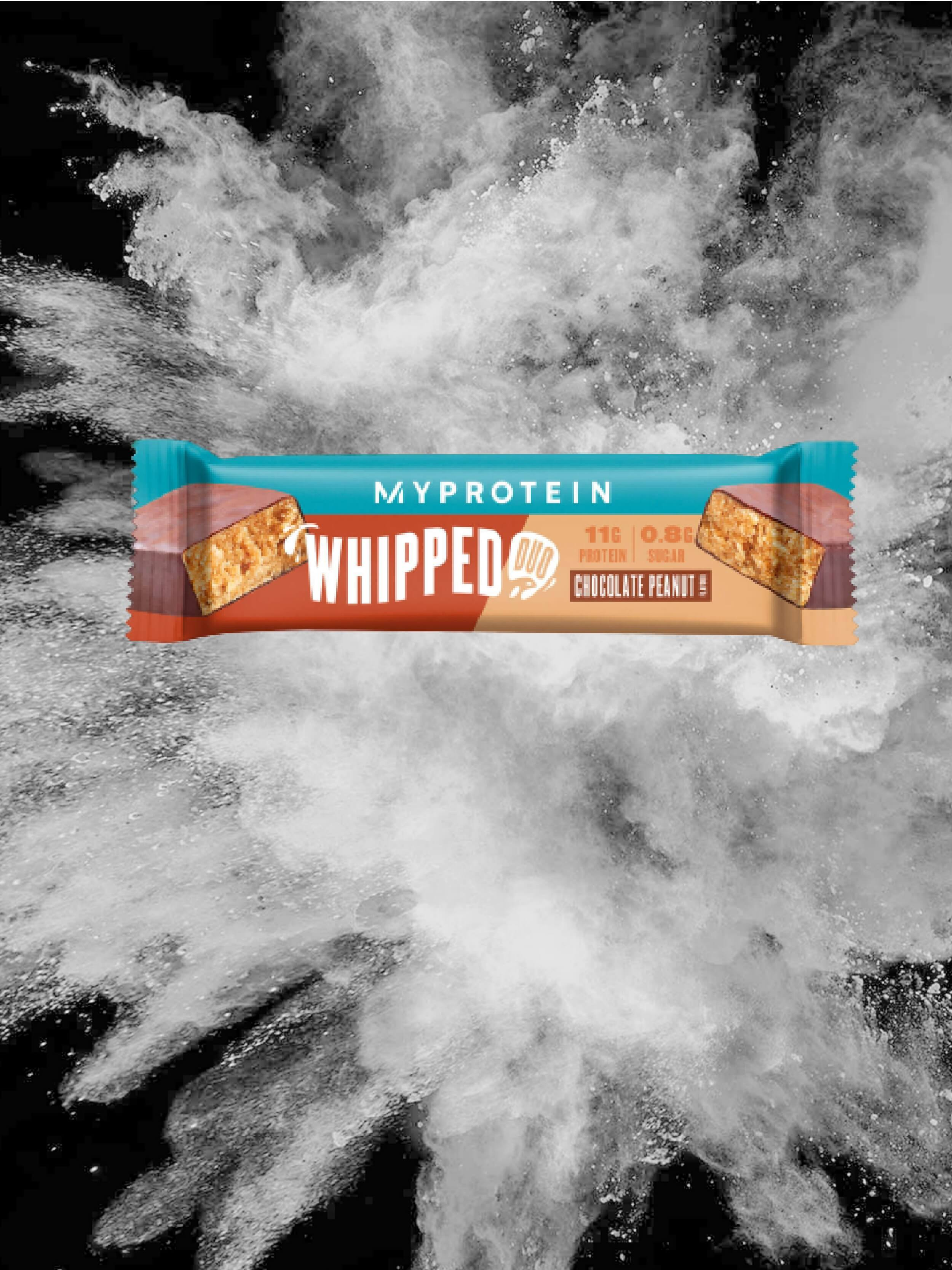 Whipped Duo's Chocolate Peanut