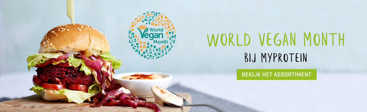 world vegan month