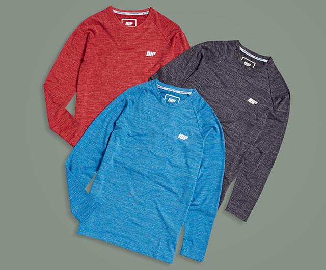 Mannen shirts