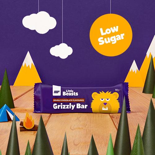 Grizzly Snack Bar - Children's Myprotein Range