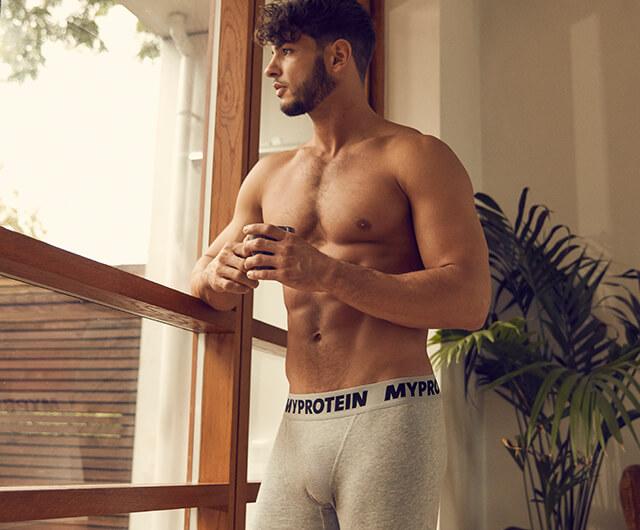 Представяме - мъжко спортно бельо