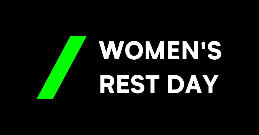 womens rest day