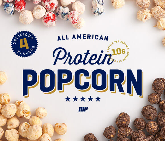 Protein Popcorn Is Here!
