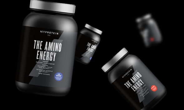 2 TUBS OF THE AMINO ENERGY FOR $38