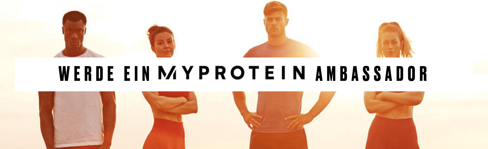 Myprotein Influencer