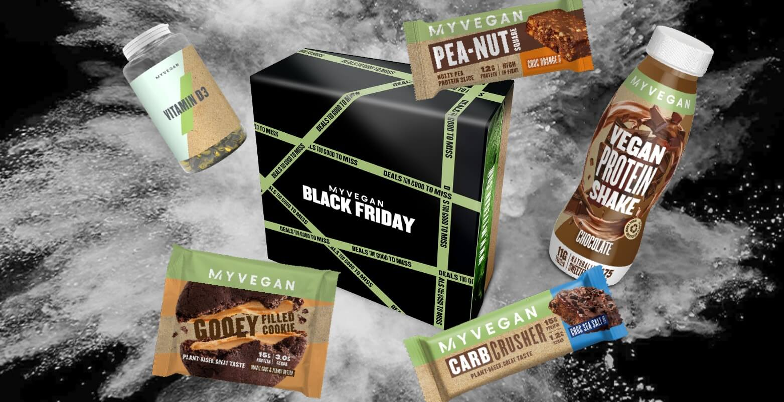 Vegane Black Friday Box