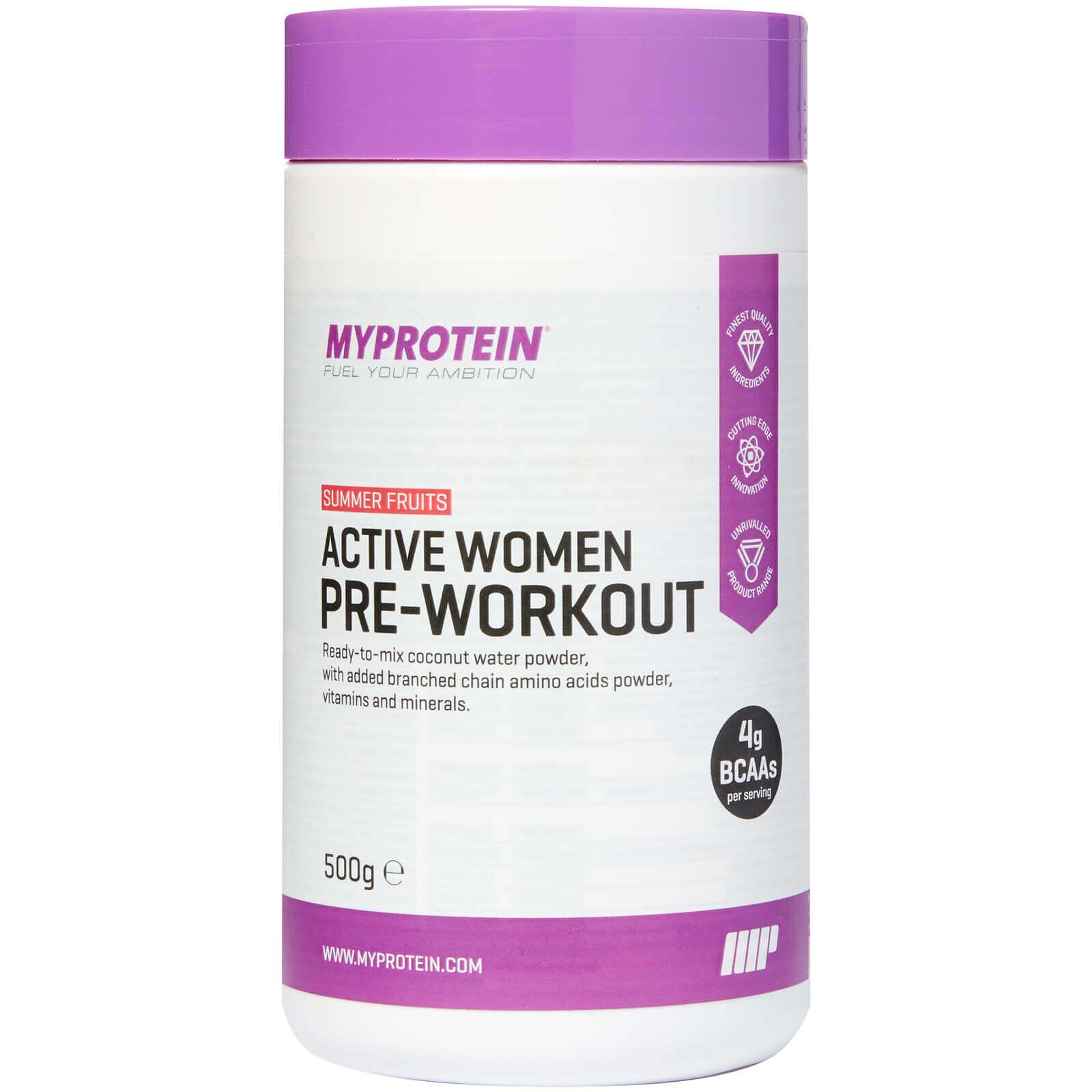 Active Women Pre-Workout™