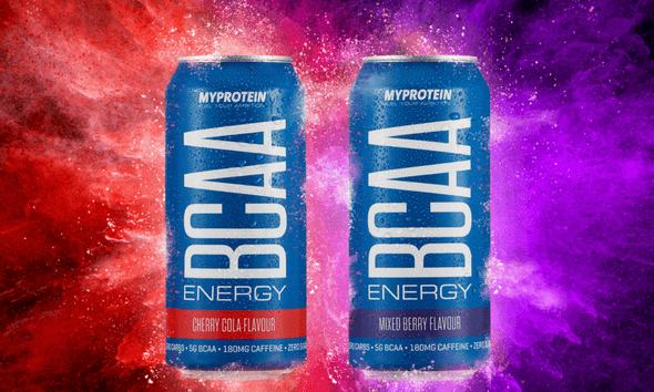 新品— BCAA 能量饮