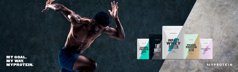 Myprotein新品健身补剂