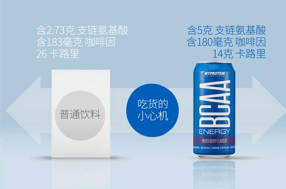 <b>BCAA 能量饮</b>