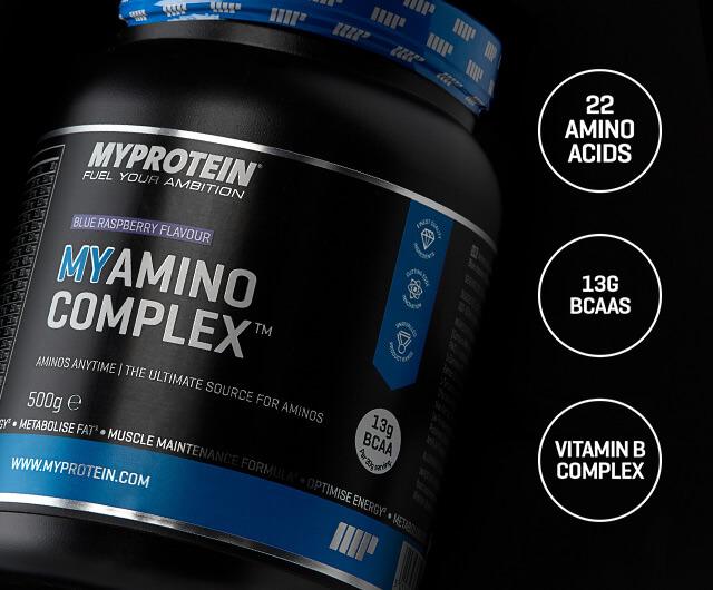 Myamino Complex™复合型氨基酸粉