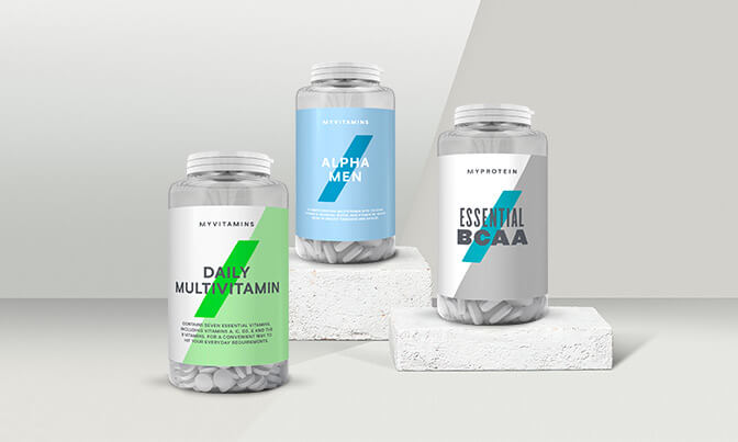 Myvitamins 基础健康系列