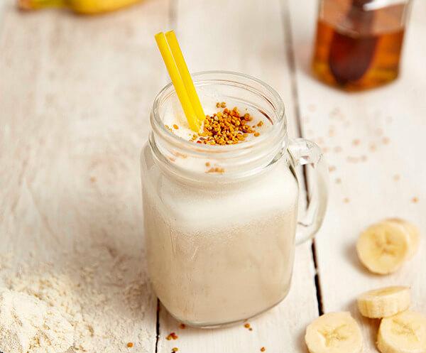 焦糖星冰乐 | 高蛋白营养星冰乐