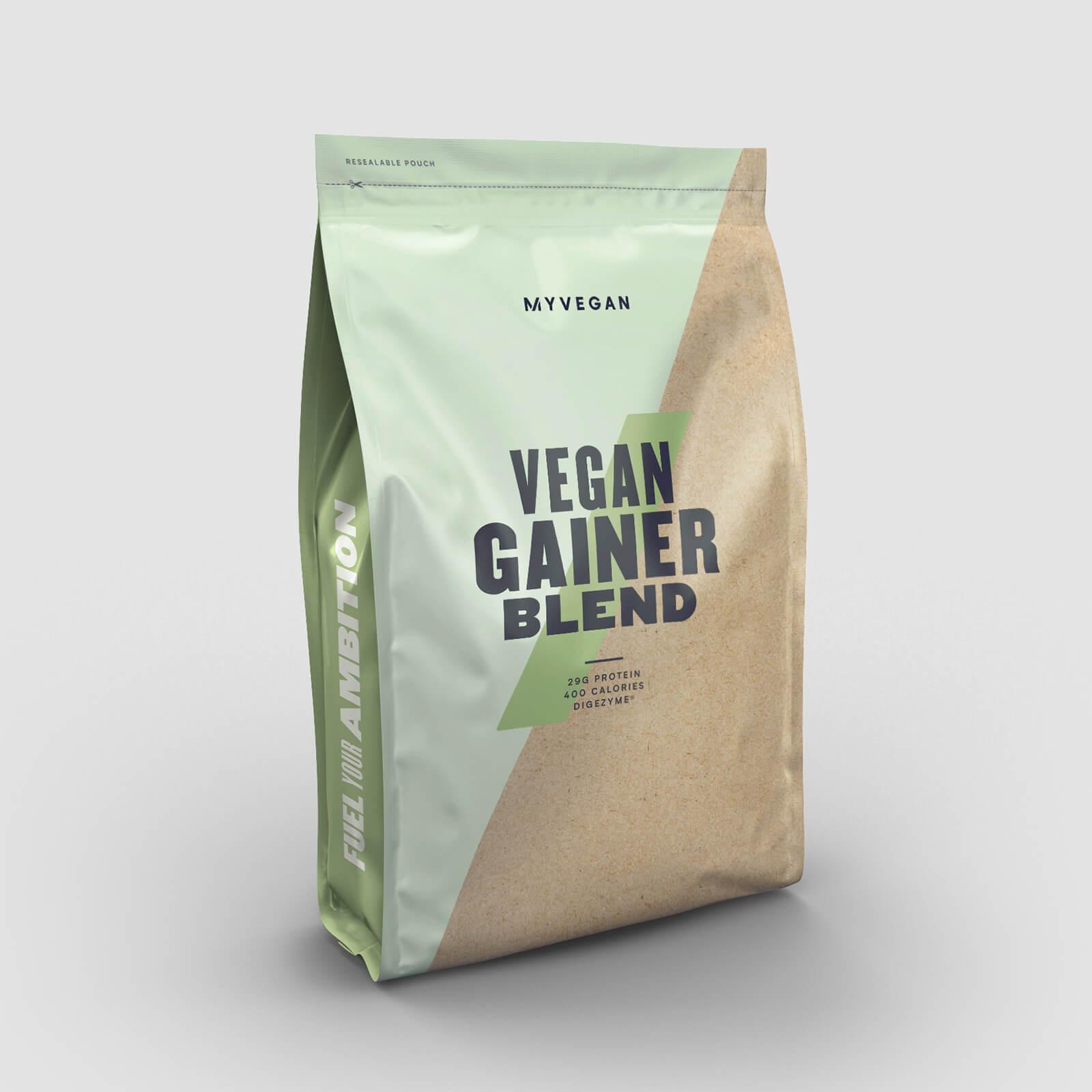 Nejlepší veganský gainer
