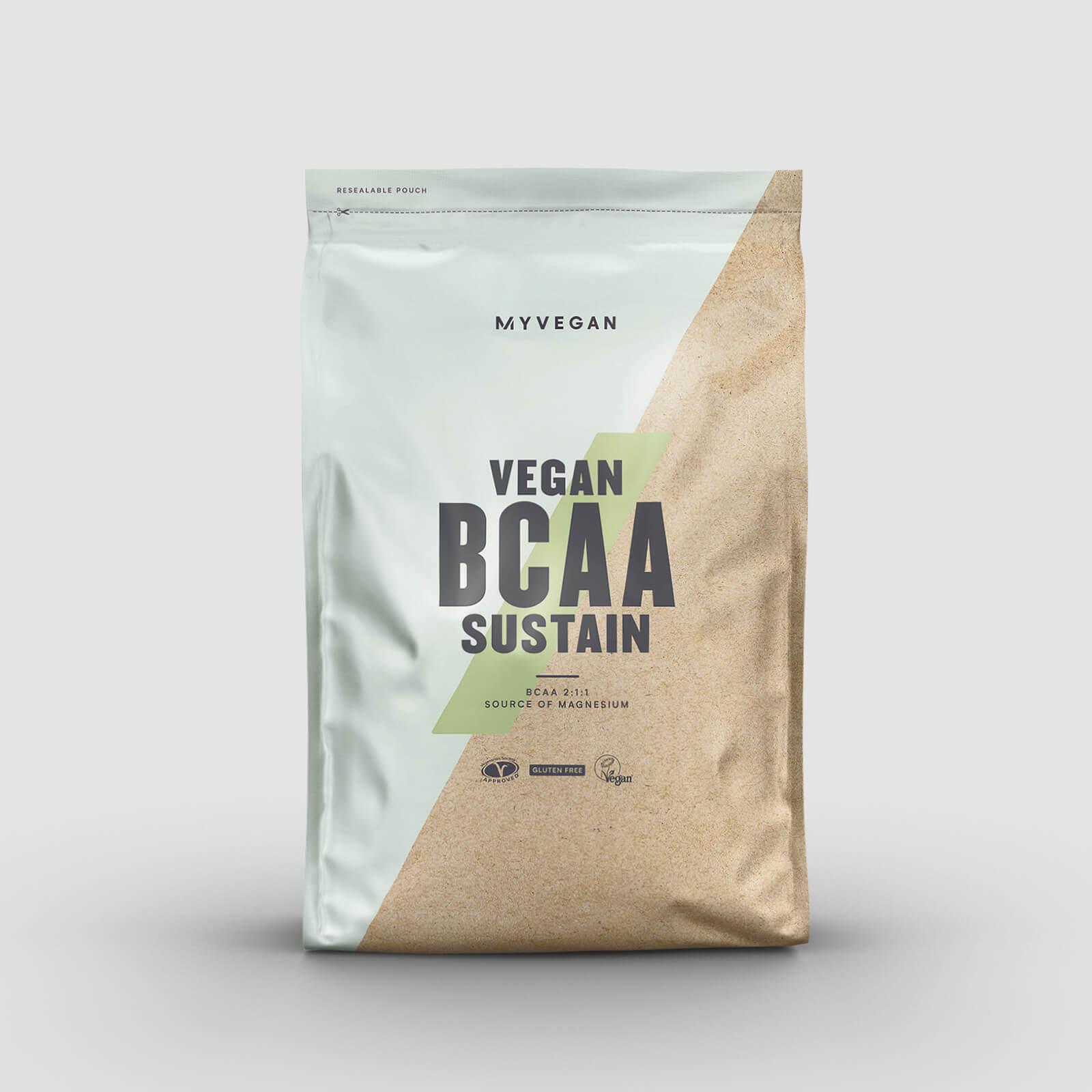 Nejlepší veganské BCAA