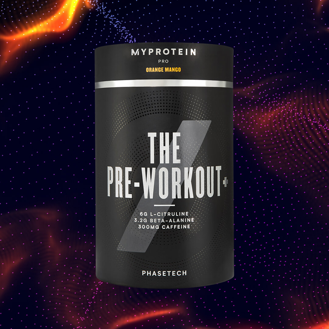 <b>THE Pre-Workout+</b>