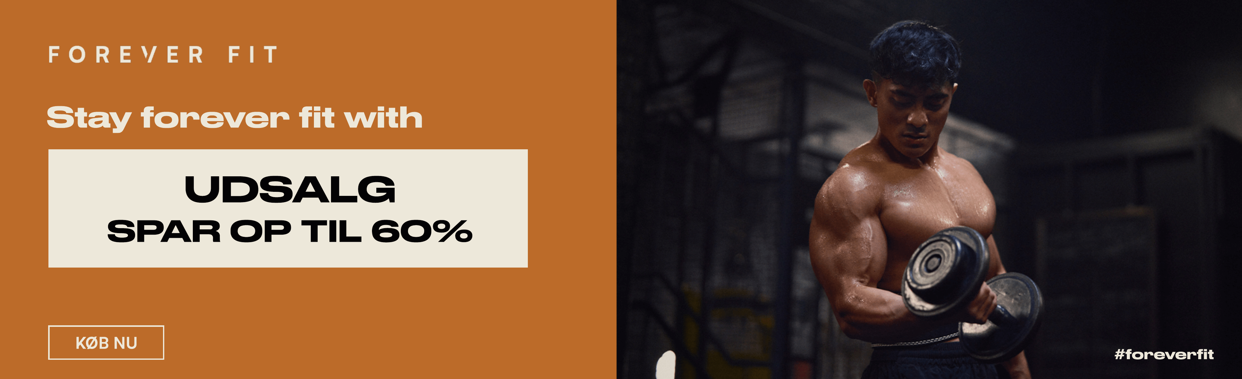 Udsalg - op til 60%