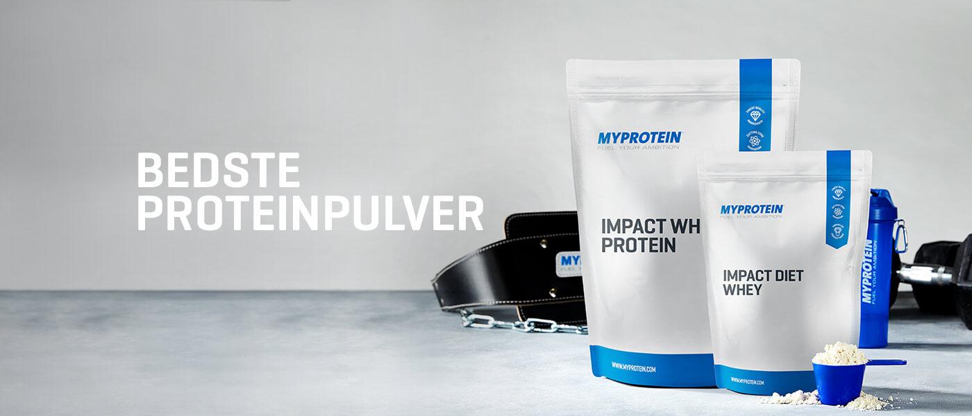 Hvad er det bedste whey proteinpulver