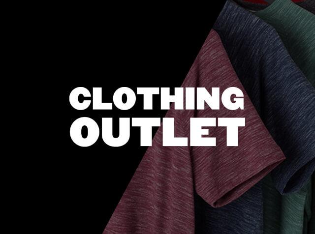 Outlet på tøj
