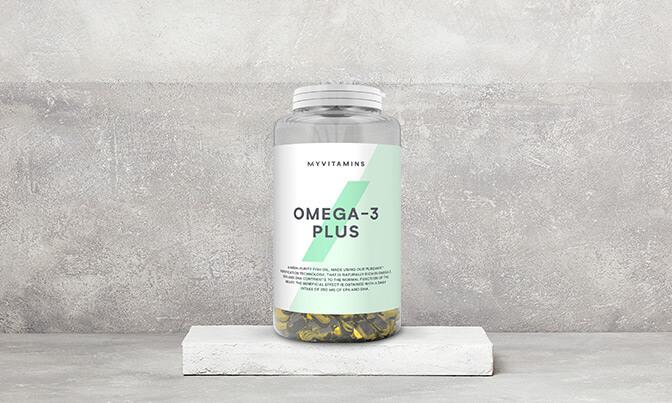 Omega-3 & Fiskeolie