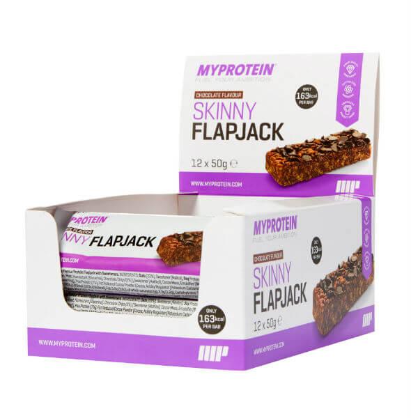 Skinny Flapjacks - Der beste Proteinriegel für Frauen